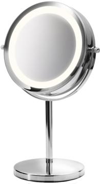 Косметическое зеркало с подсветкой