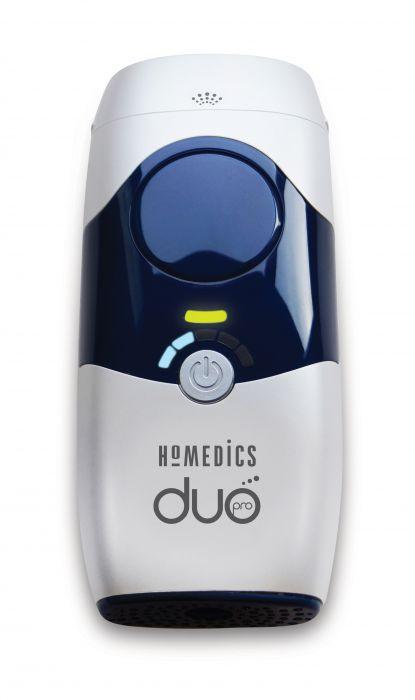 HoMedics DUO PRO 3 в 1 (AFT+IPL эпилятор + картридж для лица + картридж коллагенарий)