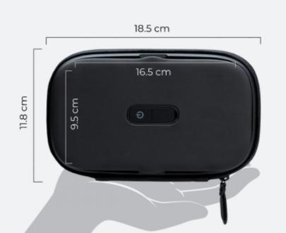 Чехол санитайзер для телефона Phone Sanitizer HoMedics