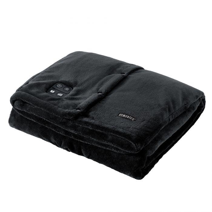 Беспроводное вибрационное одеяло с прогревом Comfort Pro