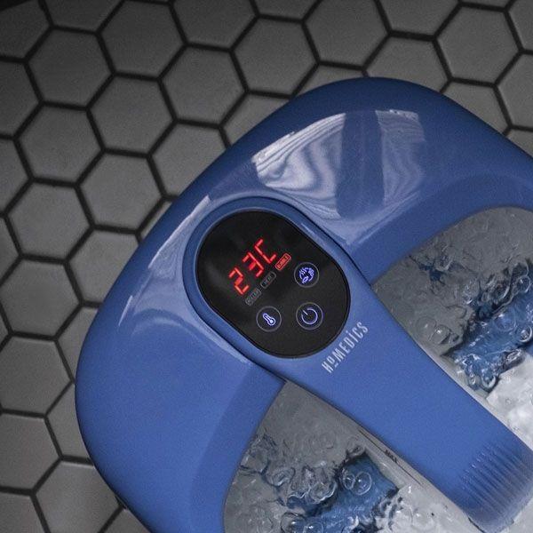 Гидромассажная ванночка FootSpa with Roller & Heat