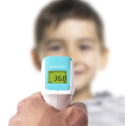 Бесконтактный инфракрасный термометр  HoMedics