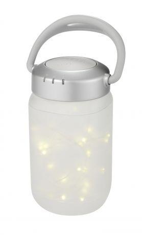Детский ночник MyBaby Банка со светлячками