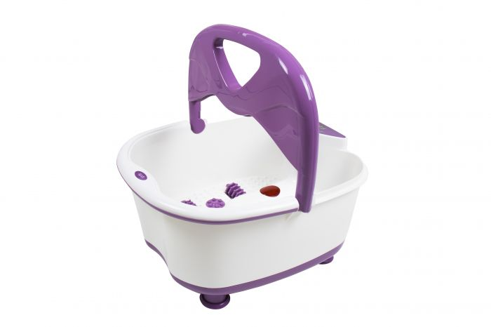 Гидромассажная ванночка с подогревом Salt & Heat
