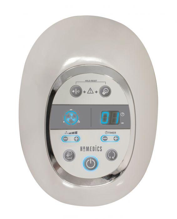 Очиститель воздуха HEPA + UV-C (85 м²)