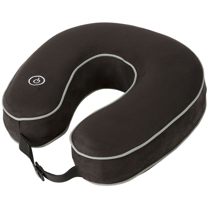 Дорожная массажная подушка с эффектом запоминания