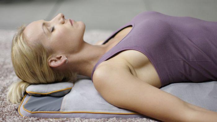 Массажный мат для вытяжки Yoga Stretch