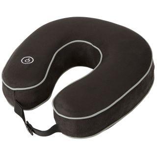 Дорожная массажная подушка с эффектом запоминания от HoMedics